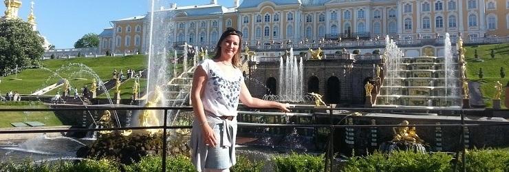 Sommer 2016, Carmen in St. Petersburg